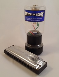 Blues harmonica microphone, Bottle 'O Blues